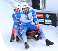 2019-01-25 Doubles Sprint Qualification at FIL World Luge Championships 2019 by Sandro Halank–225.jpg