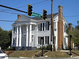 Milledgeville Historic District - 201 N. Wayne