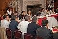 21-05-14- Quito Ecuador,Canciller Ricardo Patiño conversó con medios de comunicación sobre la universalización del SIDH y Día Internacional contra Chevron-4 (14216159596).jpg