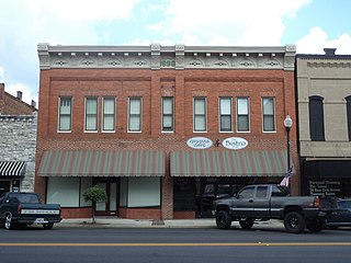 Tifton Commercial Historic District