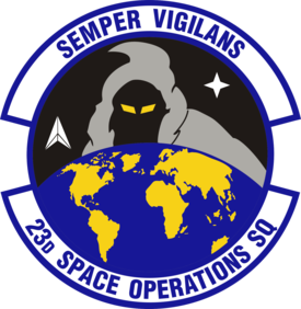 23rd Space Operations Squadron