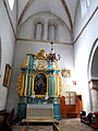 250513 Altar in the church of St. Florian in Koprzywnica - 16.jpg