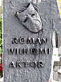 281012 The epitaph on the grave at Wilanów Cemetery - 07.jpg