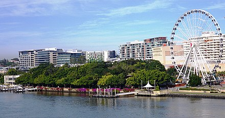 South Bank Parklands and the Wheel of Brisbane 28 - South Bank Parklands (4741163759).jpg