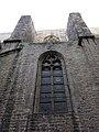 28 Sant Just i Sant Pastor, façana c. Hèrcules.JPG