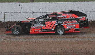IMCA Modified - 2016 champion Jordan Grabouski