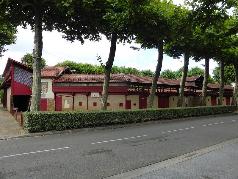Arènes Jean Bartherotte d'Estang, dans le Gers.