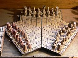 Three Player Chess Wikipedia