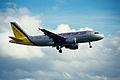 409ao - Germanwings Airbus A319, D-AKNF@ZRH,20.05.2006 - Flickr - Aero Icarus.jpg