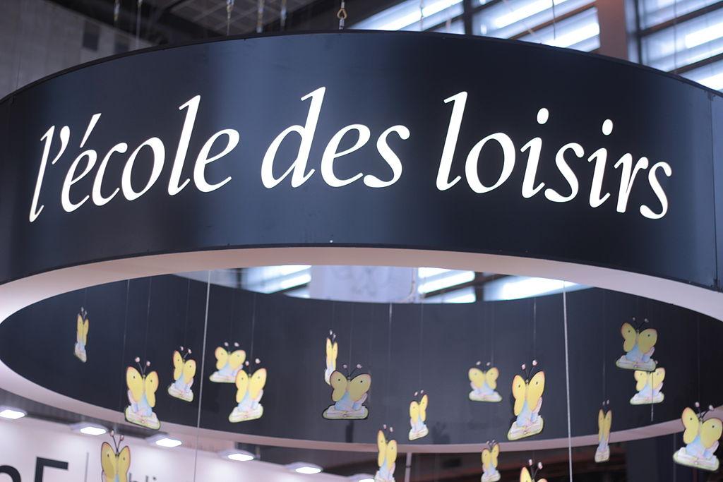 File 50 ans l 39 cole des loisirs salon du livre de paris wikimedia commons - Salon des loisirs creatifs paris ...
