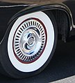 56 Chrysler 300-B whitewall tires (9340744361) (cropped).jpg