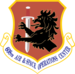 608 Air Operations Group (plus tard 608th Air and Space Operations Center) emblem.png