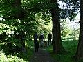 617683 A 683 Krakow Krzesławice Wankowicza 25 park w zespole dworsko parkowym 01.JPG