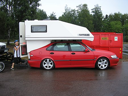 Saab 9-3 with the last Toppola ever made. 9-3-with-Toppola.jpg