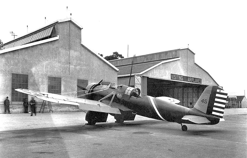 90th Attack Squadron - Curtiss A-12 Shrike