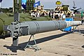 91RE1 submarine launched anti-submarine missile from Kalibr-PLE-Club-S system 02.jpg