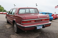 Dodge Dynasty - Wikipedia