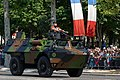 9th Light Armoured Marine Brigade Bastille Day 2013 Paris t113813.jpg