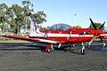A23-012 Pilatus PC-9A RAAF Roulettes Aerobatic Team (8188053369).jpg