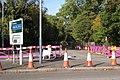 A452 closure at Blackdown - geograph.org.uk - 1540430.jpg
