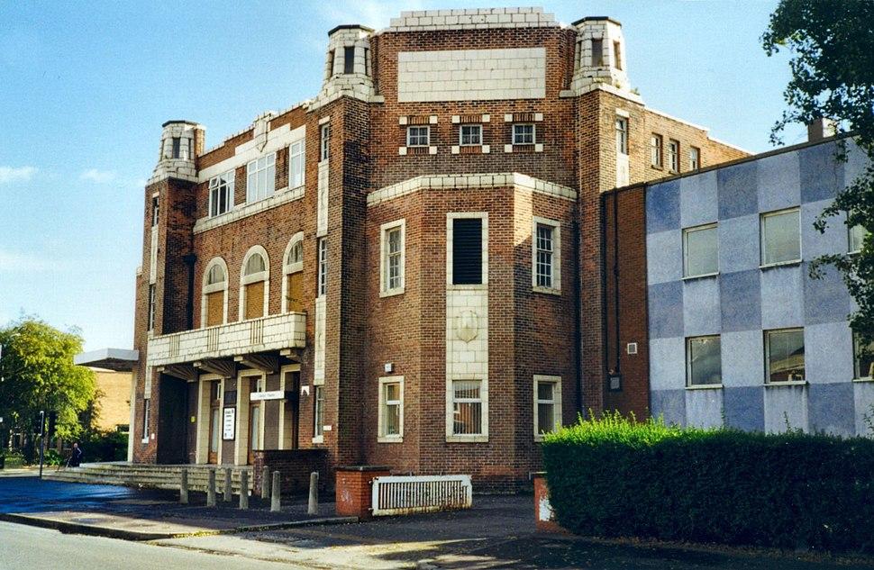 ABC Weekend TV studios in Didsbury Manchester