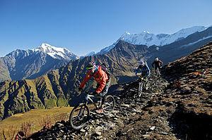 Hans Rey - India Roop Kund Trek Himalayas
