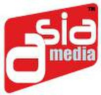 Asia Media Group - Image: A Mlogo