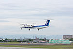ANA Wings, DHC-8-400, JA844A (18668842971).jpg