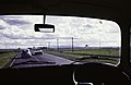 ASC Leiden - Rietveld Collection - East Africa 1975 - 05 - 006 - Nairobi - the road seen from the car. Left-hand traffic - district of Nairobi, Kenya.jpg