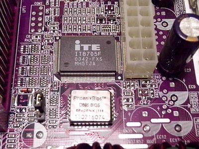 Микросхемы Super I/O