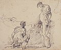A Crouching Man Defecating and a Standing Man Urinating MET 17.236.32.jpg