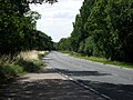 A Lull in the Traffic on the B1230 - geograph.org.uk - 202076.jpg