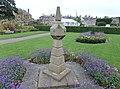 A Scottish Sundial at The Lodge, North Berwick, East Lothian.jpg