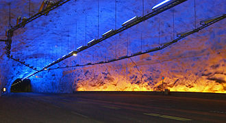 A Tunnel can be be beautiful too - Lærdal Tunnel.jpg