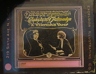 <i>A Virtuous Vamp</i> 1919 film by Sidney Franklin, David Kirkland