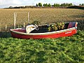 A boat by the roadside - geograph.org.uk - 77930.jpg