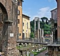 A bunch of ancient Roman sites adjacent the old Jewish Ghetto. (4650764598).jpg