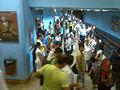 A crowded metro platform, Bucuresti -a.jpg