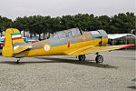 A grounded T-6 Texan in THR.jpg