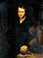 A man (George Dixon Longstaff?) wearing academic robes and h Wellcome V0018172.jpg