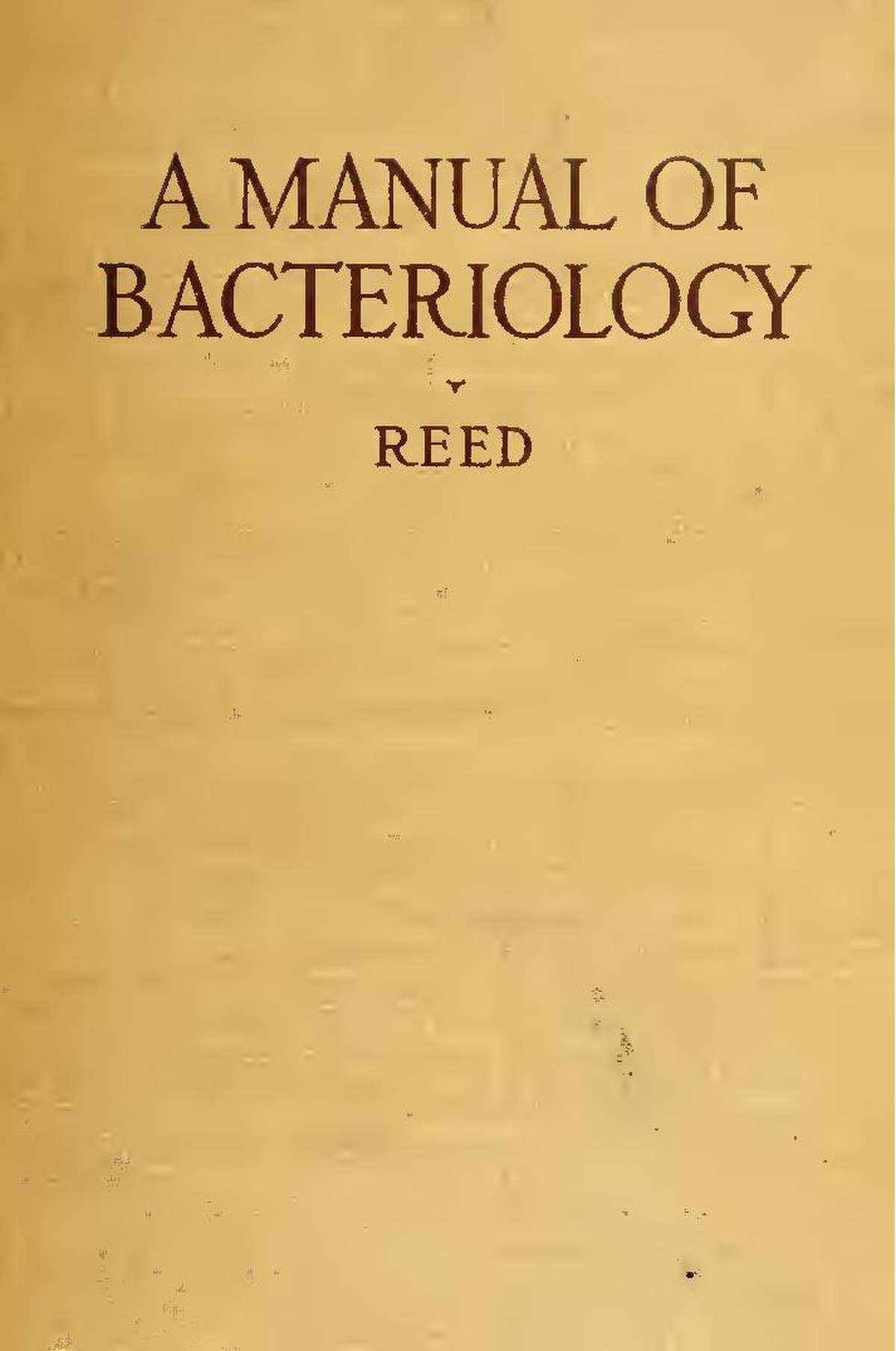 File:A manual of bacteriology for agricultural and general science ...