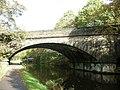 A rail bridge over the Calder ^ Hebble Navigation - geograph.org.uk - 2113945.jpg