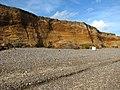 A shelved shingle beach - geograph.org.uk - 2137703.jpg