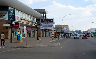 Zeerust Place in North West, South Africa