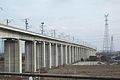 A viaduct of Hangzhou-Ningbo HSR in Ningbo 02.jpg