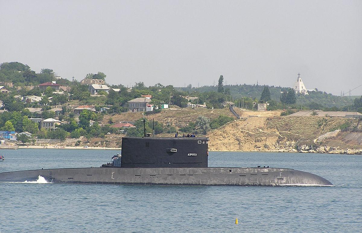 Б-871 «Алроса» — Википедия