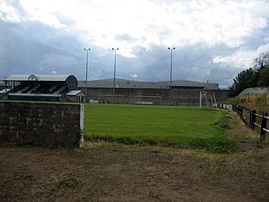Firs Park - Image: Abandoned Firs Park geograph.org.uk 1439604