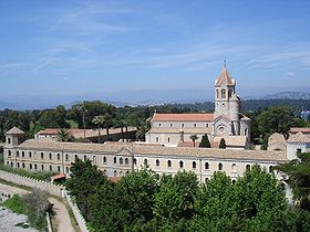 Image illustrative de l'article Abbaye de Lérins