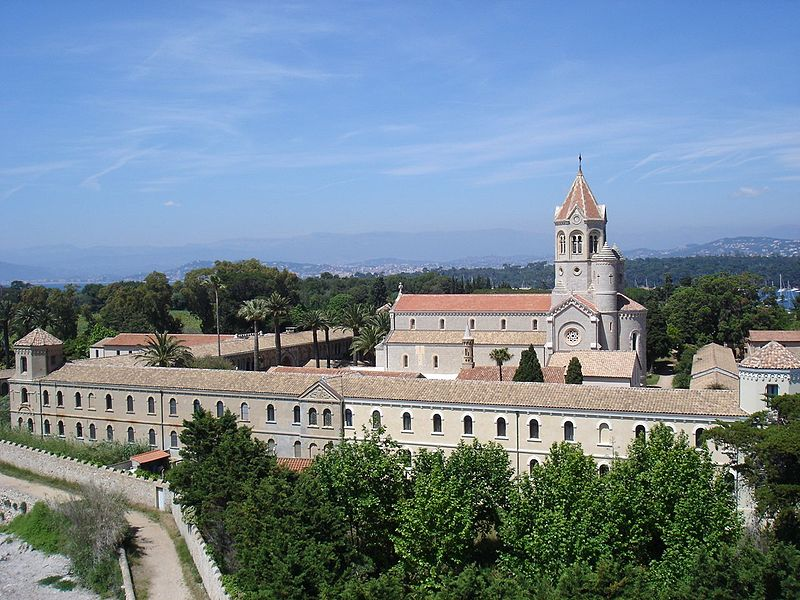 Fichier:Abbaye de Lérins.jpg