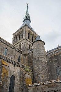 Abbey of Le Mont Saint Michel (2).jpg